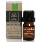 Apivita essential oil basilicum 5ml - farmakeioeshop overespa