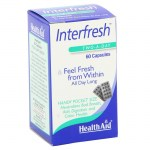 Health aid interfresh breath fresh 50caps Κάψουλες που προσφέρουν φρεσκάδα και δροσερή αναπνοή - farmakeioeshop overespa