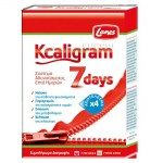 Lanes Kcaligram 7 days (14tabs) Συμπλήρωμα διατροφής -farmakeioeshop overespa
