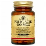 Solgar Folic Acid 400mg Tabs 100s -farmakeioeshop overespa