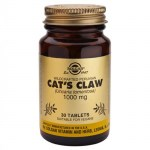 Solgar cat's claw 1000mg tabs 30s -farmakeioeshop overespa