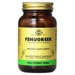 Solgar fenugreek 520mg vegicaps 100s -farmakeioeshop overespa