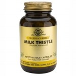 Solgar milk thistle 100mg vegicaps 50s -farmakeioeshop overespa