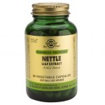 Solgar nettle leaf extract 60 -farmakeioeshop overespa