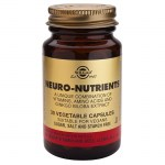 Solgar neuro nutrients 30s -farmakeioeshop overespa