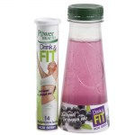 Power Health Drink Fit 14s Φυσικό συμπλήρωμα με φρούτα Acai Berry - Farmakeioeshop Overespa