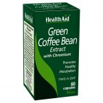 Health aid green coffee bean 60caps - farmakeioeshop overespa