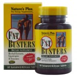 Nature`s plus fat busters tablets 60 -farmakeioeshop overespa