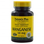 Nature`s plus manganese 50 mg tablets 90 -farmakeioeshop overespa