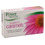 Power Health Echinacea Caramels Καραμέλες για το κρυολόγημα 60g Farmakeioeshop Overespa