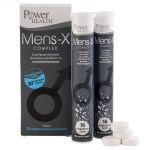 Power health mens-x complex, 32s αναβράζοντα δισκία - farmakeioeshop overespa