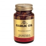 Solgar Garlic Oil Φυτοθεραπεία, Softgels 100s Farmakeioeshop Overespa