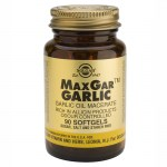 Solgar max gar garlic softgels 90s -farmakeioeshop overespa