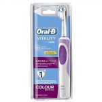 Oral B Vitality Crossaction Pink Cls 1X1 Overhealth Overespa